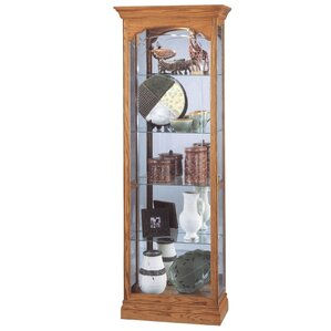 Torrington Lighted Curio Cabinet by Howard Miller?