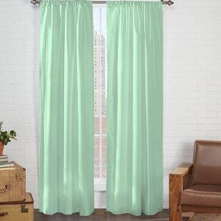 Dusty Rose Curtains Wayfair