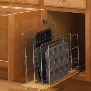 Rebrilliant Brassfield Tray Divider Pull Out Drawer
