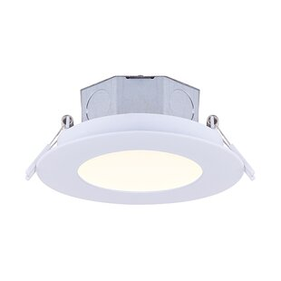 Affordable LED Recessed Housing (Set of 4) By Canarm