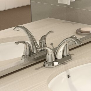 Symmons Unity Centerset Bathroom Faucet with Drain