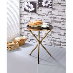 Durlston End Table by Ivy Bronx