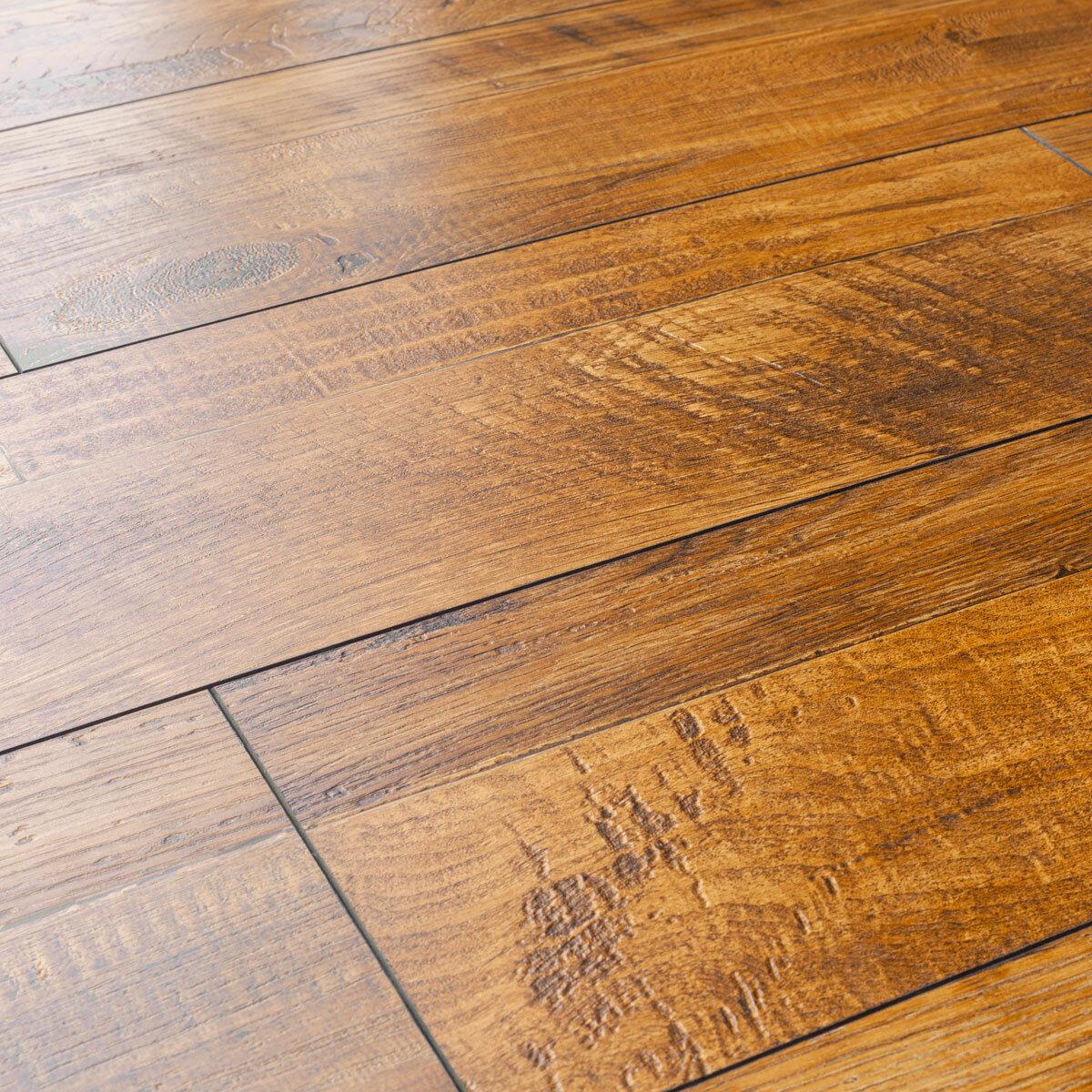 8 X 48 12mm Pine Laminate Flooring