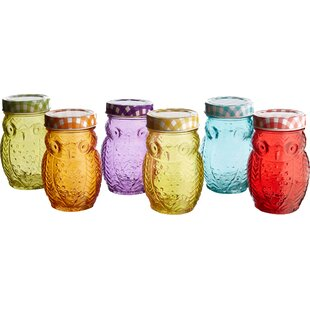 Storage Jar Set (Set of 6)