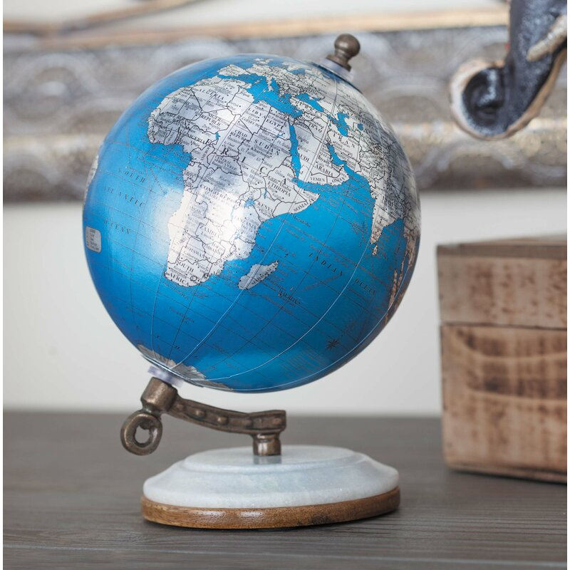 Marble and Resin Globe