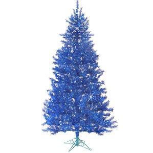 Blue Christmas Trees You'll Love   Wayfair