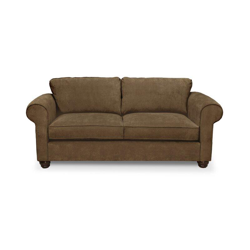Charlton Home® Sanches Small Sofa | Wayfair