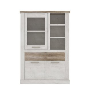 Demopolis Display Cabinet By Brambly Cottage