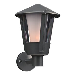 Grecia 1-Light Outdoor Sconce by Charlton Home
