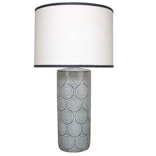 Bungalow Rose Antis 33.5'' Table Lamp