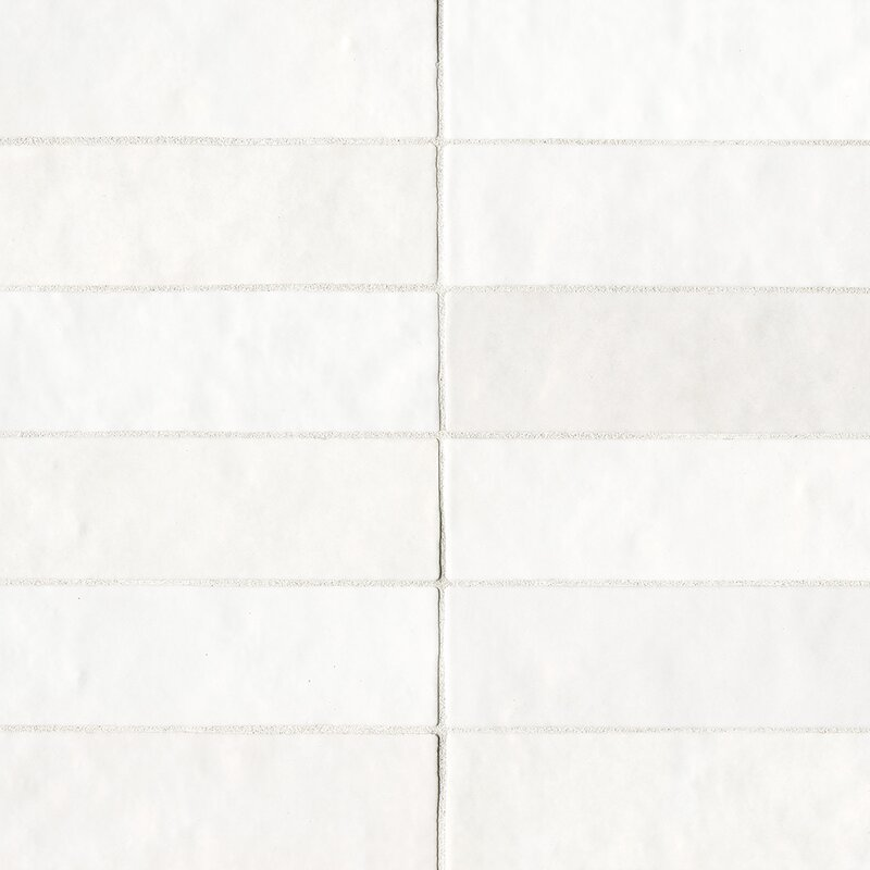 "Cloe 2.5"" x 8"" Ceramic Subway Tile"