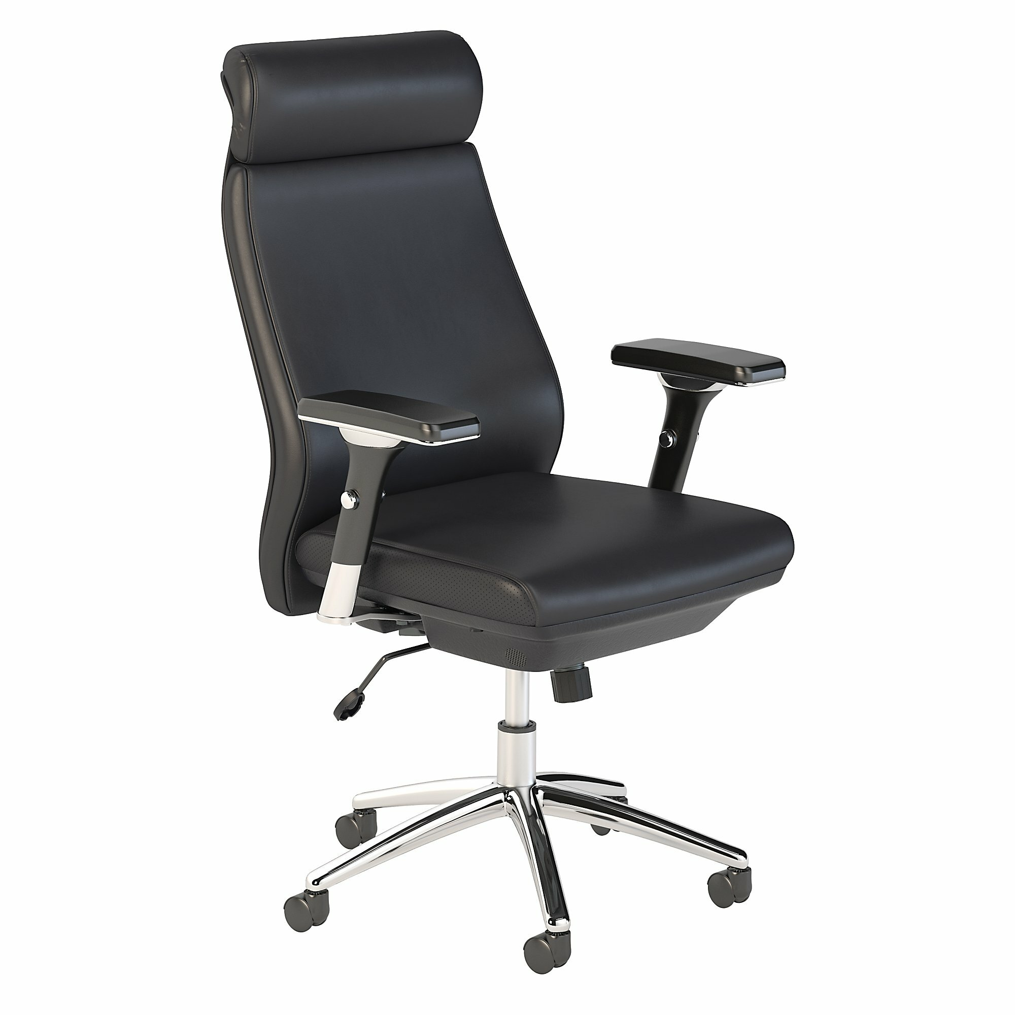Bush Business Furniture Studio C High Back Ergonomic Executive Chair Reviews Wayfair