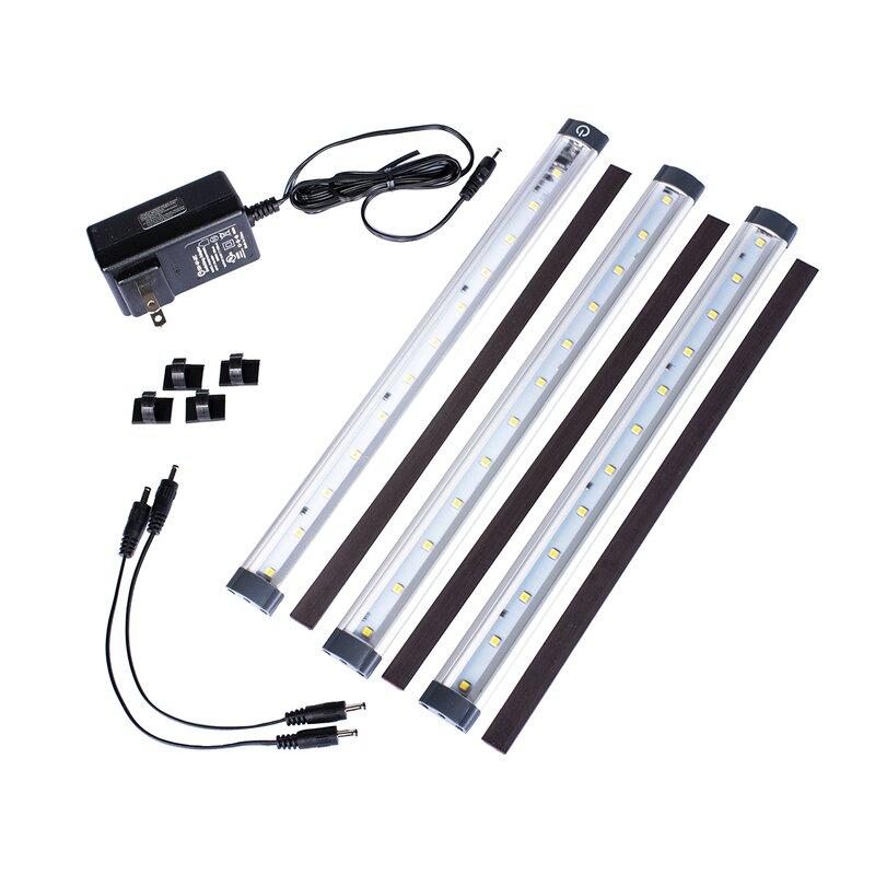 Montezuma 3-Bar LED Light Accessory Kit