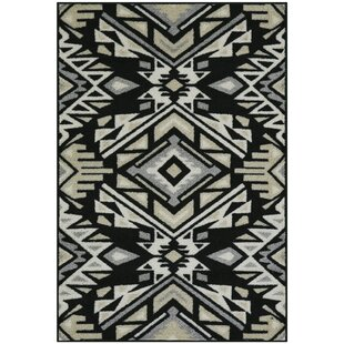 Find a Ruth Black/Gray Area Rug By Union Rustic