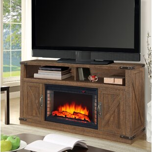 Aberfoyle TV Stand for TVs up to 48 with Electric Fireplace by Muskoka