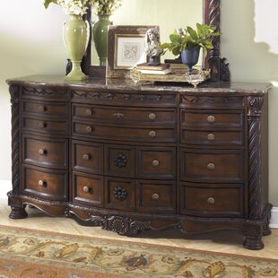 Chapell 9 Drawer Standard Dresser/Chest by Astoria Grand Savings