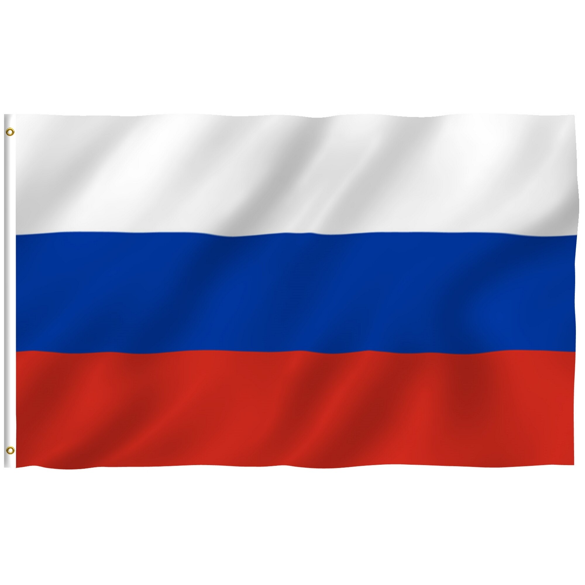 Anley Russian 2 Sided Polyester 36 X 60 In House Flag Wayfair