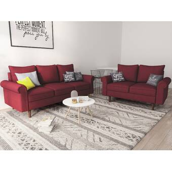 Latitude Run Calton Living Room Collection & Reviews | Wayfair