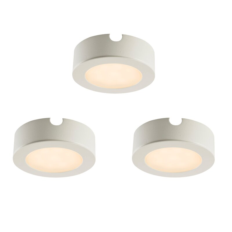 Saxby lighting hera 7cm led under cabinet puck light reviews hera 7cm led under cabinet puck light aloadofball Images