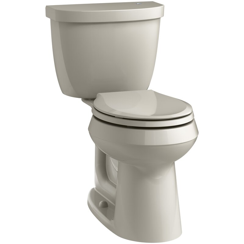 Piece Touchless Toilet