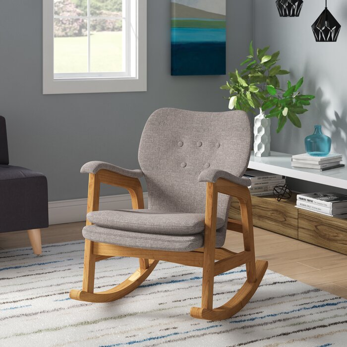 Amazing Welton Rocking Chair Short Links Chair Design For Home Short Linksinfo