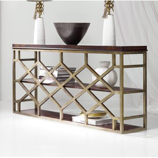 Melange Giles Console Table ByHooker Furniture