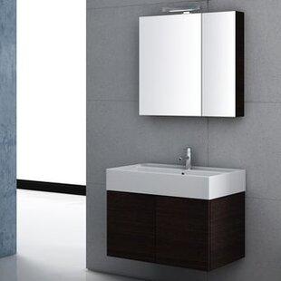 Smile 31.1 Wall Mount Bathroom Vanity Set by Iotti by Nameeks