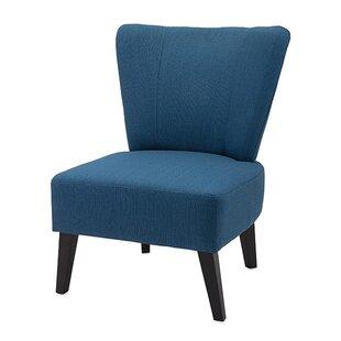 Woodland Imports Berkley Slipper Chair