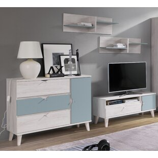 Louisa Entertainment Unit For TVs Up To 50