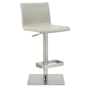 Haslemere Adjustable Height Swivel Bar Stool