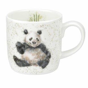 Bamboozled 11 oz. Bone China Coffee Mug