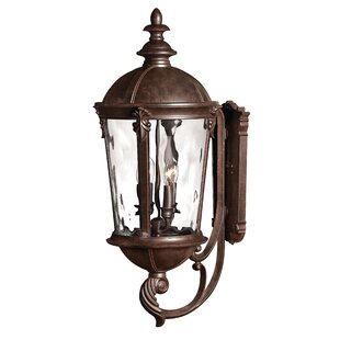 Coupon Windsor 4-Light Outdoor Sconce By Hinkley Lighting