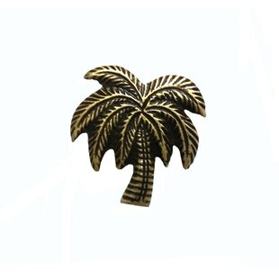 palm tree cabinet knobs wayfair rh wayfair com Hardware Palm Tree Kitchen Knobs with Palm Trees