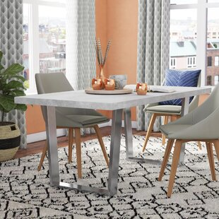 Hysley Dining Table by Brayden Studio Discount