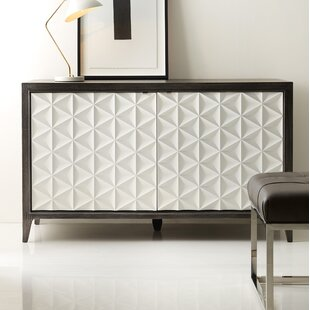 Hooker Furniture Melange Bellamy 2-Door Credenza