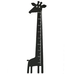 Giraffe Growth Chart By Roommate
