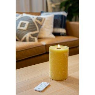 Remote Control Taper Candles   Wayfair ca