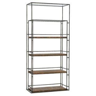 Melange Griffin Etagere Bookcase by Hooker Furniture Comparison