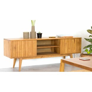 Best Deals Becket TV Stand for TVs up to 60 by Harmonia Living Reviews (2019) & Buyer's Guide