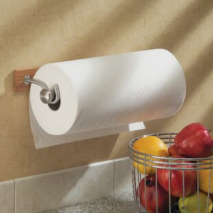 Eisen Paper Towel Holder