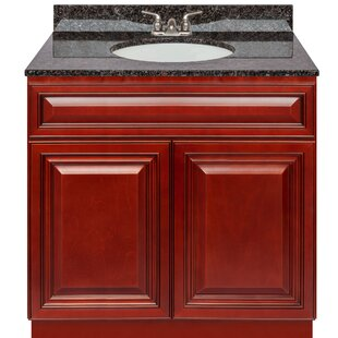 Ilfracombe 36 inch  Single Bathroom Vanity Set
