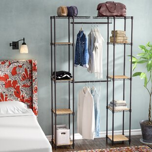 Exceptionnel Wall Closets | Wayfair