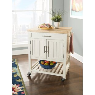 Matus Kitchen Cart by Highland Dunes