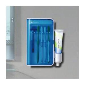 Ultraviolet Family Sanitizer Toothbrush Holder