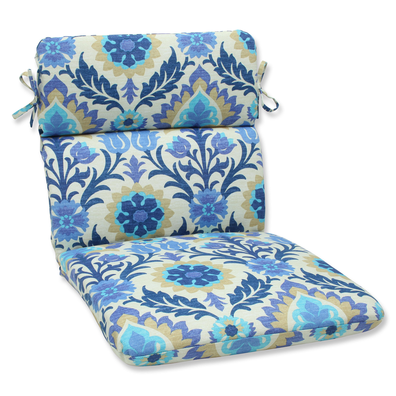 Alcott Hill Rockhill Indoor Outdoor Chair Cushion Reviews Wayfair