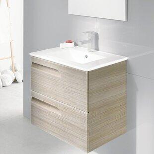 Comparison Furlow 24 Single Bathroom Vanity Set ByWrought Studio