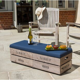 Edson Footstool By Sol 72 Outdoor
