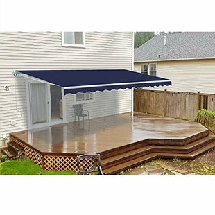ALEKO 13ft. W x 10ft. D Retractable Patio Awning