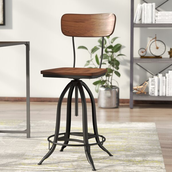 Excellent Bar Stools For Big People Wayfair Squirreltailoven Fun Painted Chair Ideas Images Squirreltailovenorg