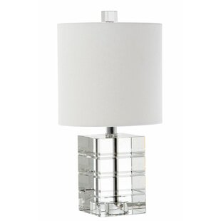 Adelle Crystal 17.25'' Table Lamp